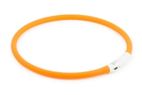 Ancol Flashing Band Orange - One Size Fits All x 1