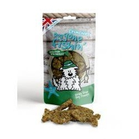 Dog Gone Fishin' Red Fish + Parsley Crunchies 75g x 6