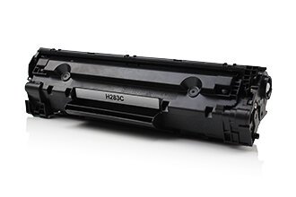 Compatible HP CF283A / 83A Black 1500 Page Yield