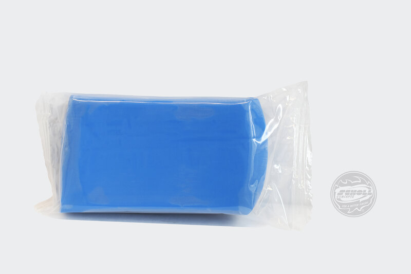 Eraser Clay Blue 200 g - refill