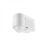 IP44 Corner Motion Sensor White