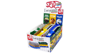 0017 SPID TRIO MIX S/STEEL, BRASS, NYLON 21PCS