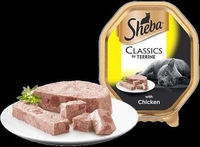 Sheba Foils - Classics Chicken in Terrine 85g x 22