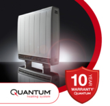 QUANTUM HEATER 0.7KW (1.56KW/0.63KW) -ROOM SIZE UP TO 14SQM