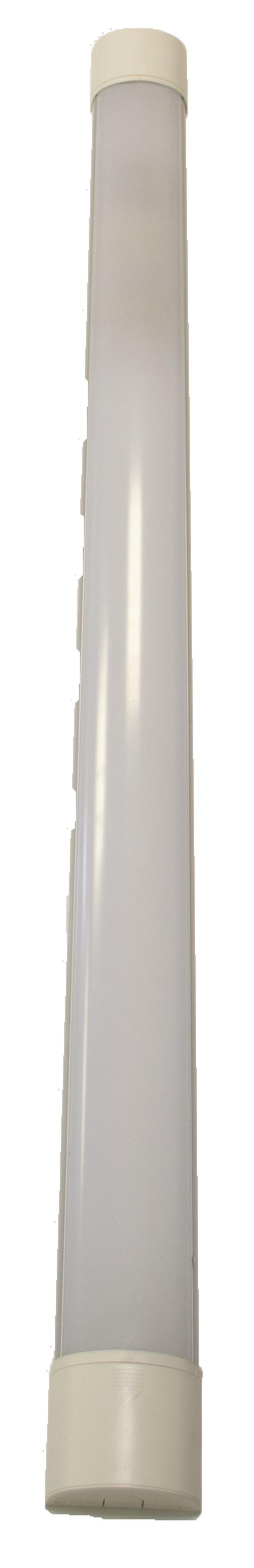 60W 1500mm LED Batten Fitting - CCT