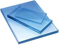 GLASS SLAB 6X3X19MM