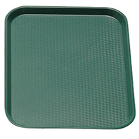 Fast Food Tray Green 415mm x 305mm