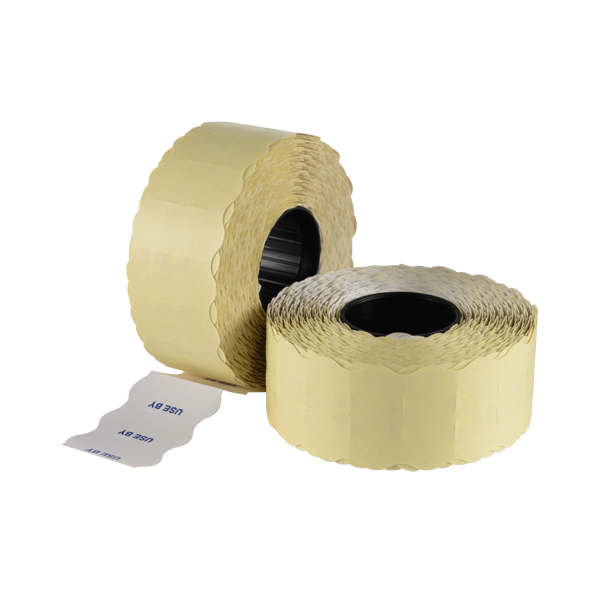 LYNX CT4 26x12mm Labels 'Use By' Freezer (Box 45k)
