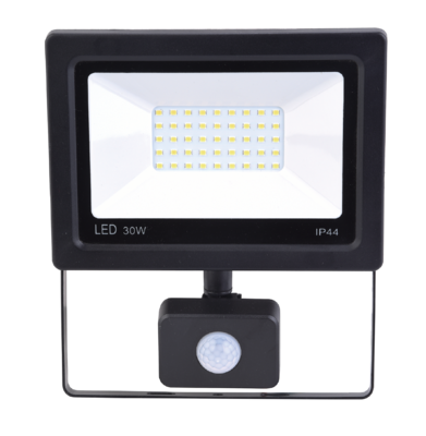 LED Flood Light 30 Watt with PIR Sensor