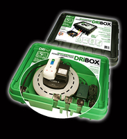 OUTDOOR DRIBOX 330x230x140 GREEN
