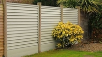 Kilally SmartFence Olive Green 1.8 x 1.5mtr (6x5Ft)