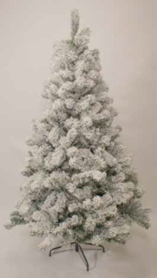 Jack Frost Artificial Christmas Tree 6ft / 180cm