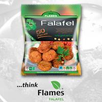 Falafel Flames 50x30gr
