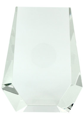 16cm Crystal Award (Satin Box)
