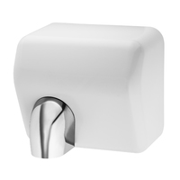 Turbo Blast White Hand Dryer