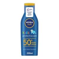 Nivea Sun Kids Lotion Spf50 200ml