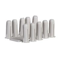 Plug Systems TP0 Rawlplugs White