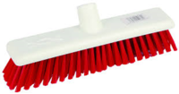 HYGIENE BRUSH HEAD 30cm RED
