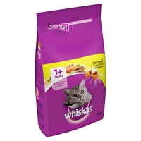 Whiskas 1+ Adult Cat Complete - Chicken 2kg