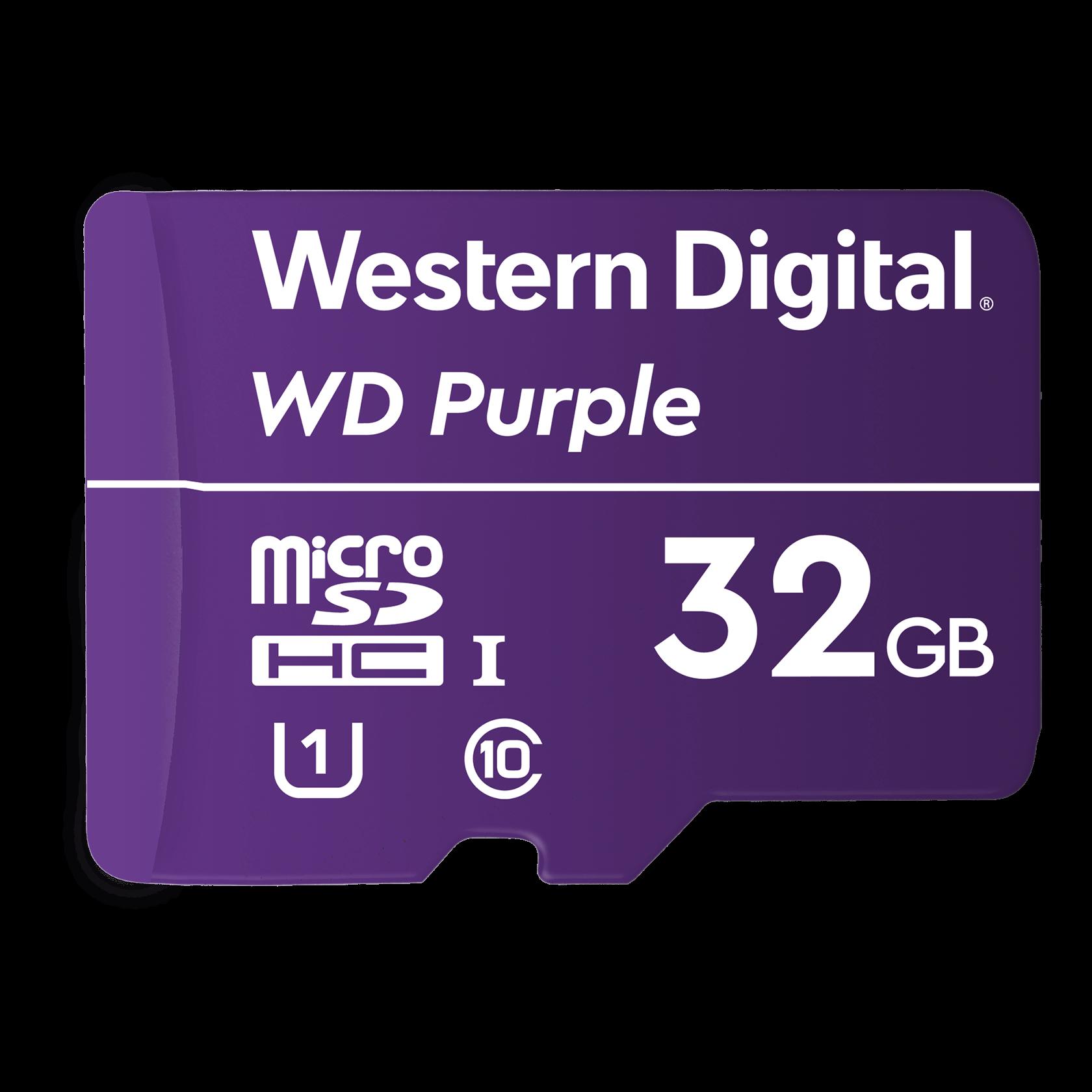 Western Digital 32GB SD Card