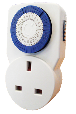 24 hour plug in timer