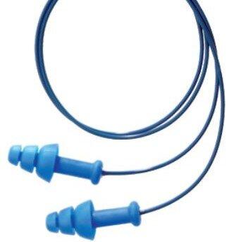 REDBACK Reusable Detectable Corded Earplug SNR 30dB (Box of 100)