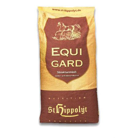 St.Hippolyt Equigard Classic Pellet 25kg
