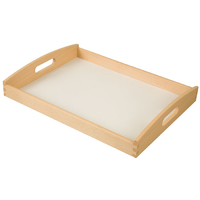 Beech Wood Drinks Tray