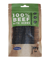 Hollings 100% Natural Beef Small Bar with Herb 7pk x 10