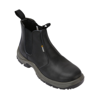 Fort Nelson Dealer Boot Black