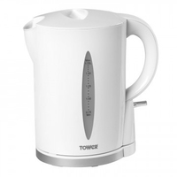 TOWER JUG KETTLE WHITE