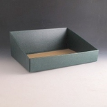 Basket 9A. Green 400 x 320 x 150mm ( Pack Of 10)