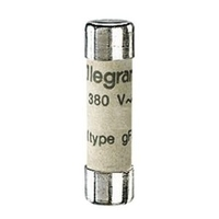 Legrand 10x38mm 1A Fuse Class gG