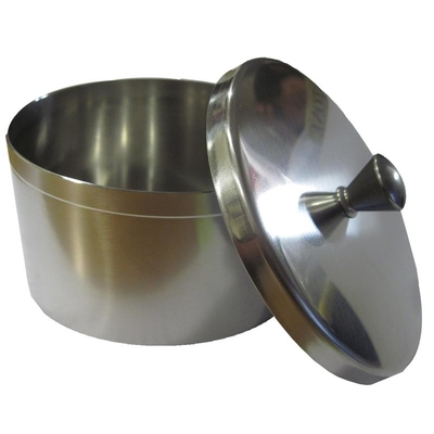 Stainless Steel Jar & Lid