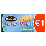 Bolands Jersey Creams PM€1 150g x24