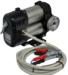 Fuel Transfer Pump Twin Barrel 12v  80L/MIN F0036302A