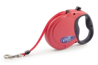 Ancol Viva Extending Lead - Small Red x 1