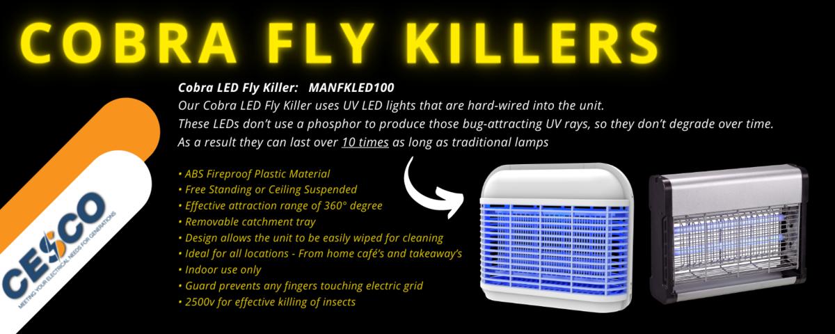 Cobra Fly Killers