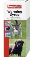 Beaphar Worming Syrup 45ml x 1