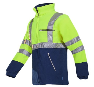 497Z SIOEN Kingley High-Visibility Fleece