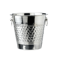Meteor Champagne Bucket S/S