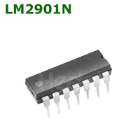 LM2901N | NATIONAL SEMICONDUCTOR