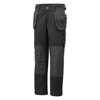 Helly Hansen West Ham Construction Pant Black/Grey