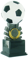 18cm Soccer Ball Award to suit 25mm Decal