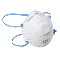 FOURLAKES FFP2V DISPOSABLE MASK