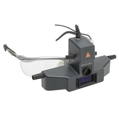 HEINE Ophthalmoscope Indirect Set Sigma 250 + Sframe+ Mpack LL LED