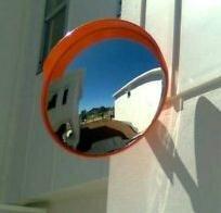 Convex Reverse Mirror 600x600