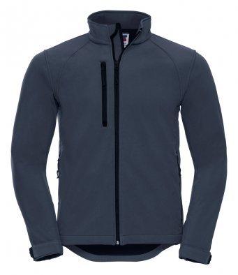 J140M Gents Navy Elite Soft Shell Jacket