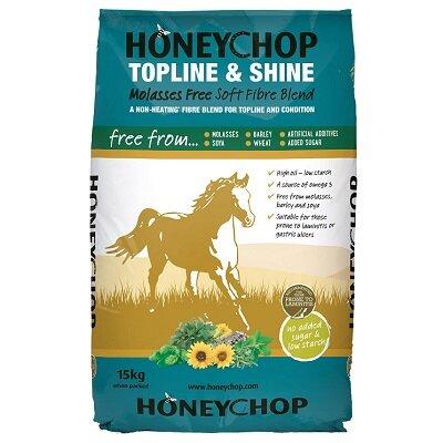 Honeychop Topline & Shine 15kg