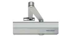 DC200 R&P  DOOR CLOSER SIZE 2-4 BC WITH ARM & PA  SILVER
